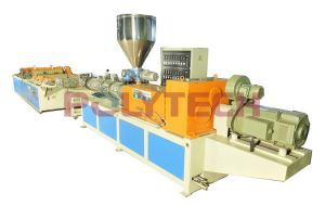 PVC Roofing Sheet Production Machine